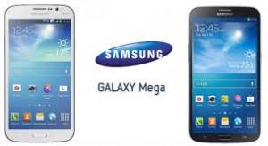 Samsung Galaxy Mega dengan Layar yang Besar