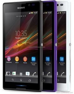 Sony Hadirkan Xperia C, Smartphone Dual SIM untuk Menantang Samsung Galaxy Grand