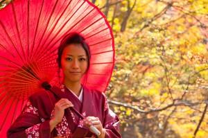 Mengenal Wagasa, Payung Tradisional Jepang yang Indah