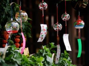 Mengenal: Furin, Lonceng Kibasan Angin Tradisional Jepang