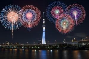 Bahasan tentang Festival Kembang Api di Sumida River Tokyo Jepang