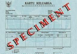 Cara Membuat, Proses, dan Syarat Mendapatkan Kartu Keluarga di Kota Yogyakarta Provinsi DIY